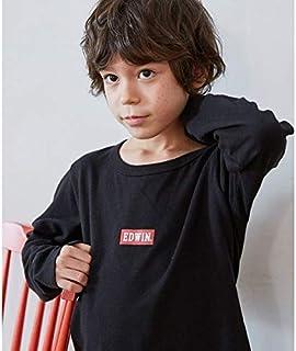 エドウィン(キッズ)(EDWIN) ベーシック ロゴTシャツ【130-160cm】