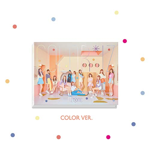[Album]COLOR*IZ:1st Mini Album – IZ*ONE[FLAC + MP3]