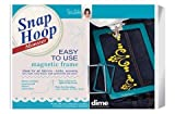 Brother/Babylock Monster Snap Hoop 9.5' x 9.5' LM10 for Embroidery Machine Destiny BLDY 2 Solaris Brother The Dream Machine 2 Luminaire