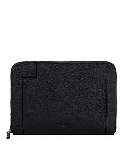 Liebeskind Berlin Laptoptasche, L-Bag Traveler Case, Large, black
