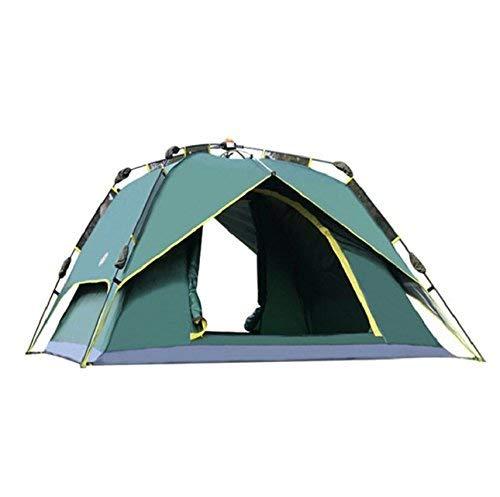 Jie Guo Outdoor producten voor 4-6 personen om automatisch te openen, multifamily campingtent, waterdicht, sterk en veilig en duurzaam
