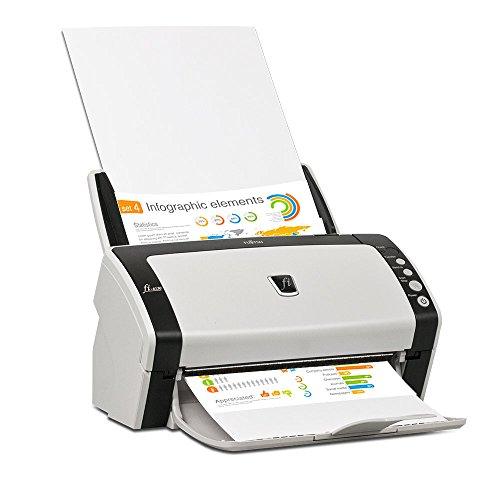 FI-6130 High Speed Scanner A4
