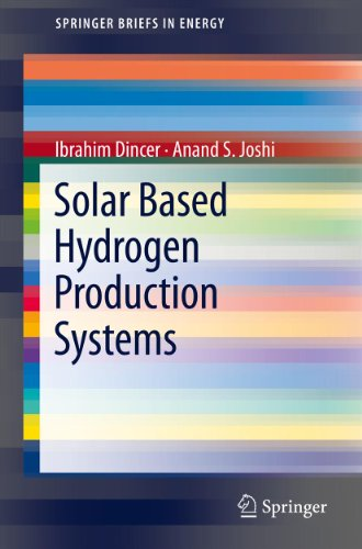 Solar Based Hydrogen Production Systems (SpringerBriefs in Energy)