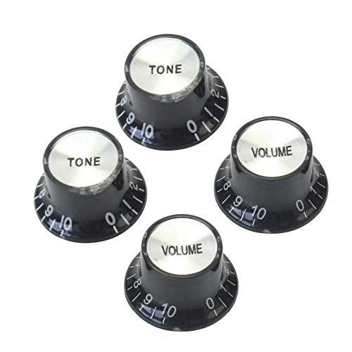 PRINDIY 4 Piezas 2 Tonos Velocidad 2 Volumen Interruptor Perilla Botones de...
