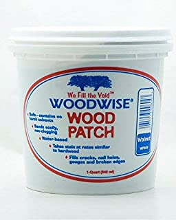Woodwise Red Oak Wood Patch Filler - Quart