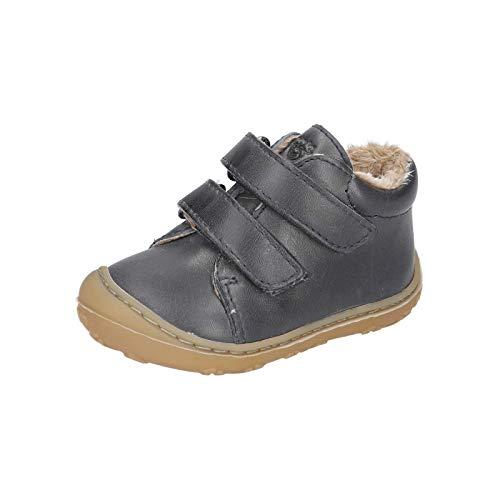 RICOSTA Unisex - Kinder Lauflern Schuhe Crusty von Pepino, Weite: Mittel (WMS), mit Klettverschluss flexibel leicht Kids,See,21 EU / 5 Child UK