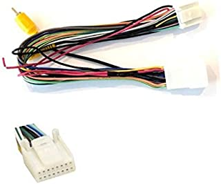 Add Backup Reverse Camera to Factory Nav/Display Car Stereo or Retain OEM Factory Camera to Aftermarket Stereo Wire Harness for Select Hyundai/Kia- No OE NAV - Compatible Vehicles Listed Below