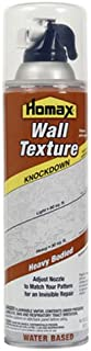 Homax 4065-06 4065 Knockdown Spray Texture Water-Base, 20-Ounce, Whites|White
