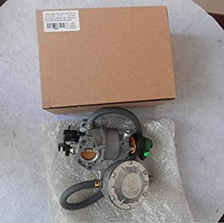 Corolado Spare Parts, 5Kw Lpg Conversion Kit for Honda Gx390 Ax390 Gx420 Ic390 389Cc Ex 6500 Dual Propane Petrol Carburetor 7500 6.5Kw Generator