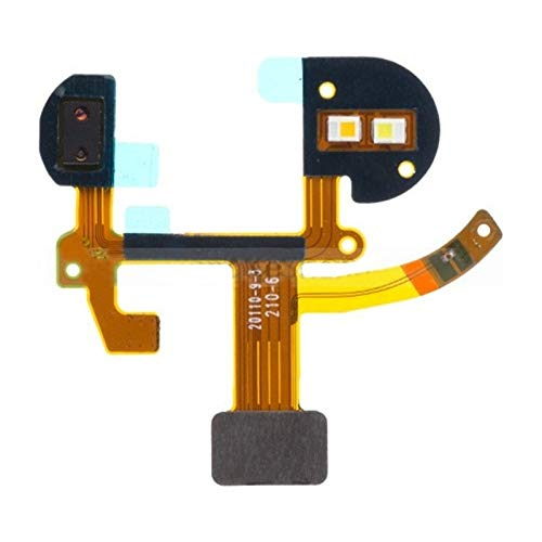 DINGXUEMEI Xuemei de Piezas de Repuesto de teléfono Reparación de Piezas de Repuesto Flex Cable Linterna Cable Flex for Motorola Moto G4 Juego