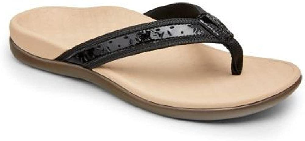 Atnight women's sea breeze sandals, casual and comfortable summer Flip Flop Sandals, suitable for the beach