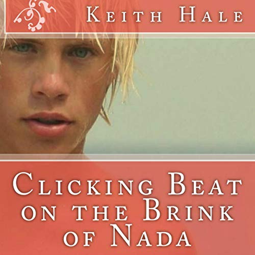 Clicking Beat on the Brink of Nada audiobook cover art