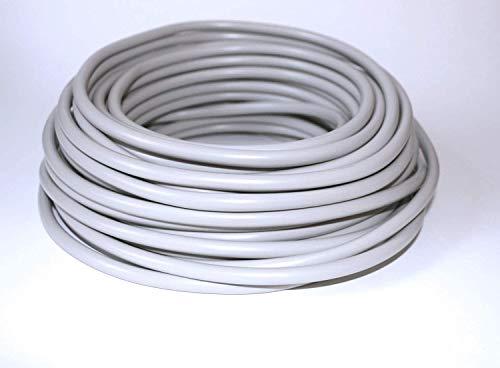 Mantelleitung Feuchtraumkabel Kabel NYM-J 3x1,5 mm² 5, 10, 25, 50, 100, 150, oder 200m Stromkabel (5 Meter)