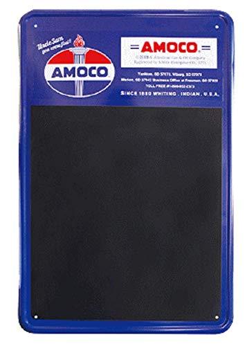 アメリカン雑貨 メタルチョークサイン AMOCO アメキャラ 黒板 雑貨 アメリカ雑貨 看板 ボード BAR インテリア アメリカ USA かわいい おしゃれ 144609