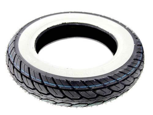 Weisswand Kenda K418 - Neumáticos para Vespa Piaggio Roller/Scooter (3,50-10, 4PR, 51J, TL)