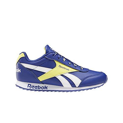 Reebok Royal CLJOG 2, Zapatillas de Running, DEECOB/AMABRI/Blanco, 37 EU