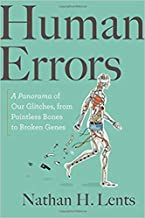 [1328974693] [9781328974693] Human Errors: A Panorama of Our Glitches, 1st Edition-Hardcover