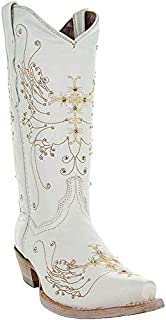 Soto Boots Women's Wedding Cowgirl Boots M50040