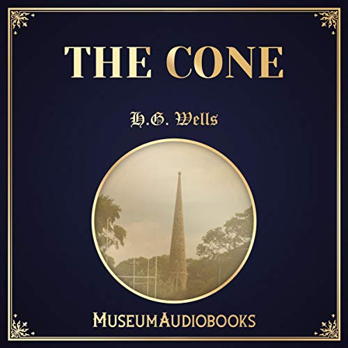 The Cone audiobook cover art