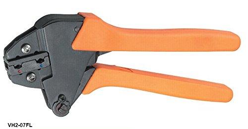 VH2–07FL Mini-Werkzeug Crimpzange für isolierte Terminals Gauge unisolierter Draht isoliert Ring Terminals Anschluss