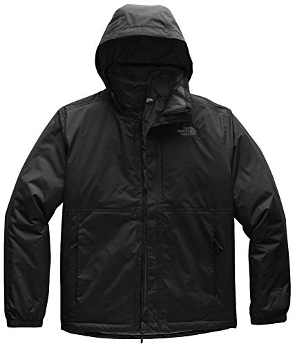 The North Face Men's Resolve Insulated Jacket- Asphalt Grey - XXL