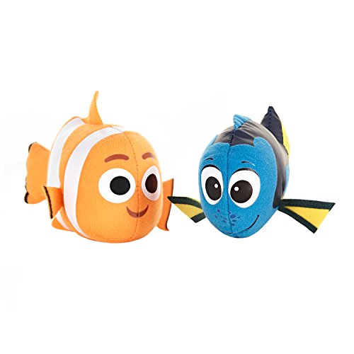 Zoggs Kids' Dory and Nemo Soaker Water Toys, Multi, 3 Months +