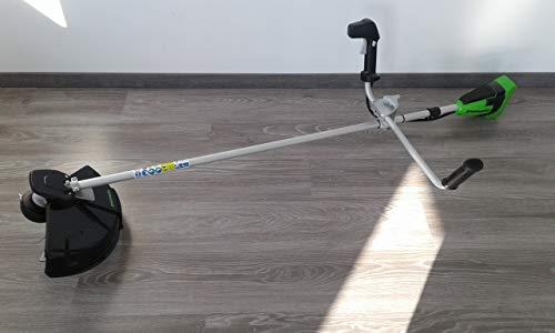 Greenworks Tools 40v Coupe-Bordure à Guidon 2103907 (sans accumulateur et Chargeur)