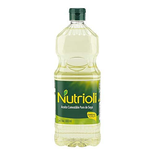 Aceite 123 marca Nutrioli