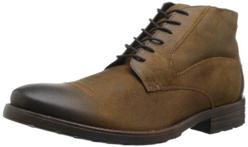 Hot Sale Clarks Men's Denton Top Boot,Tan Leather,10.5 M US