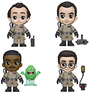 Funko 5 Star: Ghostbusters Collectible Vinyl Figures (Set of 4)
