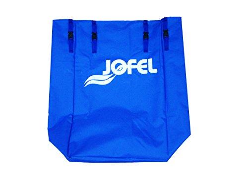 Jofel RZ4002 voetenzak voor kinderwagen Al50150, blauw