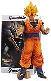 CXNY Figuras de acción 32cm Dragon Ball Z Grandista Resolución de Soldados Son Goku Negro PVC Modelo...