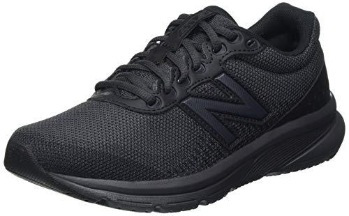 New Balance 411v2, Zapatillas para Correr de Carretera Mujer, Negro, 38 EU