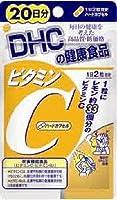 DHC ビタミンC 20日分 40粒 ハードカプセルサプリメント×50点セット (4511413404058)
