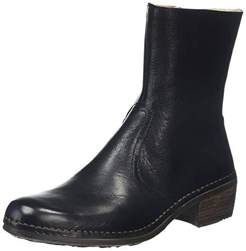 Neosens Damen Dakota Medoc Kurzschaft Stiefel, Schwarz (Black S3075), 40 EU