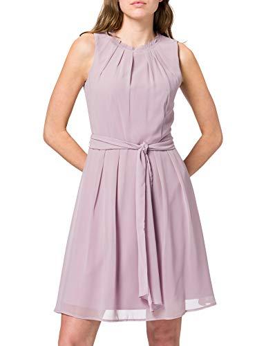 ESPRIT Collection Damen 021EO1E327 Kleid, 550/MAUVE, 44
