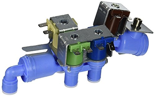 Protac NEW For Electrolux Kenmore 242253002 Four Way Quad Water Valve