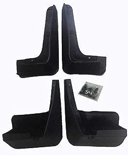 MOERTIFEI Car Mudguard Fender Mud Flaps Splash Guard Kit fit for Subaru Forester 2014-2018 15 16 17