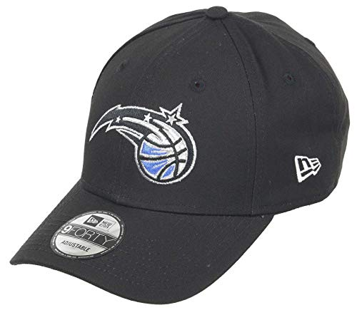 New Era Orlando Magic 9forty Adjustable Snapback cap NBA Essential Black - One-Size