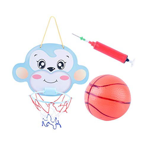 Vosarea Kinder Badespielzeug Basketballkorb Spielset für Jungen und Mädchen | Badewanne Shooting Game-Kid Kleinkind Bad Spielzeug Geschenk