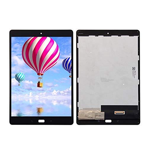 Kit di sostituzione schermo Fit Per ASUS ZenPad 3S 10 ZT500KL Z500KL P001 Display LCD Touch Screen Digitizer Sensore Tablet PC Parti di Montaggio Kit di riparazione schermo di ricambio (Colore: Nero)