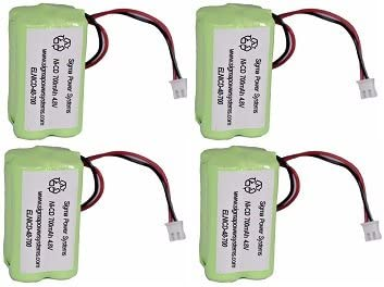 SPS Brand 4.8V 700mAh Japan Maker New Ranking TOP2 Rechargeable for Battery Emerg Replacement