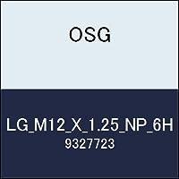 OSG ゲージ LG_M12_X_1.25_NP_6H 商品番号 9327723