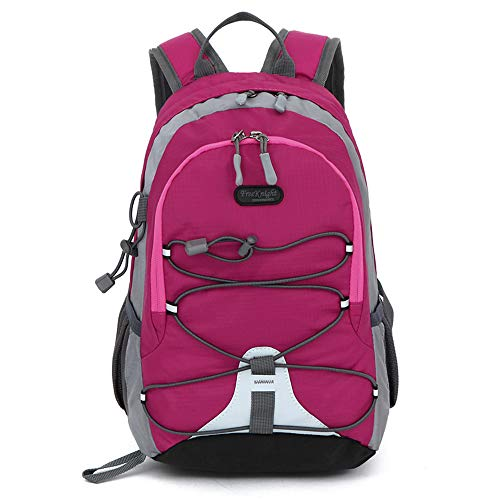 Small Size Waterproof Sport Backpack,10 inches Lightweight Ultra Light backpack,Suitable for Height...