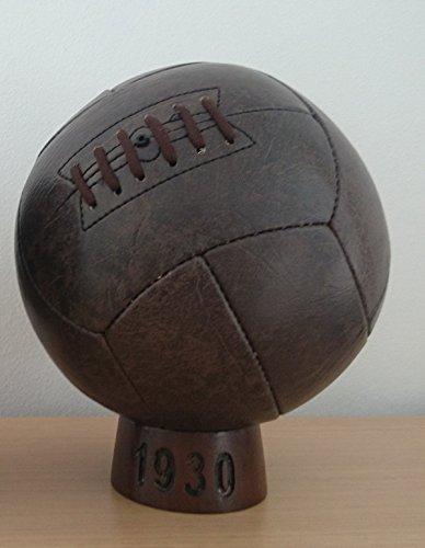 Balon Oficial Futbol del Mundial DE Uruguay 1930. Modelo Doce GAJOS. Telstar, Tango, Etrusco, Azteca, Questra