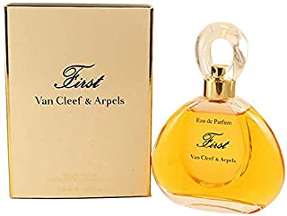 Van Cleef & Arpels First Eau De Parfum Spray for Women, 3.3 Fl Ounce