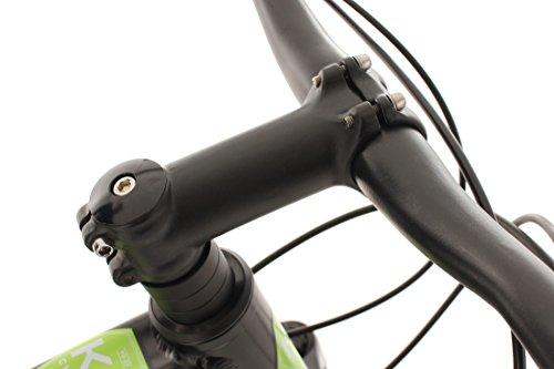 KS Cycling Fahrrad Mountainbike MTB Hardtail 26 Zoll GTX RH 51 cm, Schwarz - 4