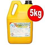 Detersivo lavatrice LAVASOFF 5kg, bucato lavatrice, anche per capi delicati e colorati, sintetici, lana, seta - Midor