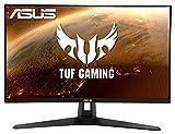 ASUS TUF Gaming VG279Q1A 68,58 cm (27 Zoll) Monitor (Full HD, 165Hz, Adaptive Sync, FreeSync Premium, 1ms Reaktionszeit, HDMI, DisplayPort) schwarz
