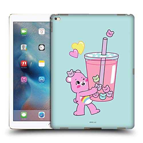 Official Care Bears Cheer Drink Sweet And Savory Hard Back Case Compatible for Apple iPad Pro 12.9 (2015)